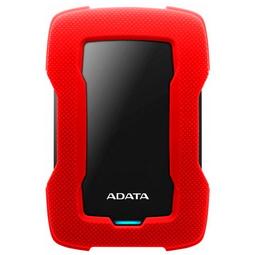 Внешний накопитель HDD Adata HD330 AHD330-1TU31-CRD Red