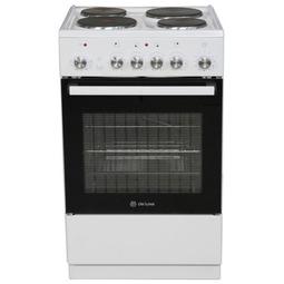 Электрическая плита De Luxe 5004.16Э White