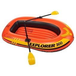 Надувная лодка Explorer 300  Intex 58332NP