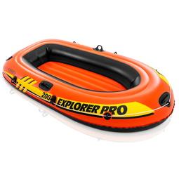 Надувная лодка Explorer Pro 200 Intex 58356NP