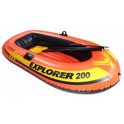 Надувная лодка Explorer 200 Intex 58331NP