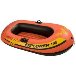 Надувная лодка Explorer 100 Intex 58329NP