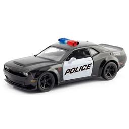 Игрушечная машинка Ideal 010061P Dodge Challenger SRT Demon (Police)