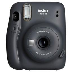 Фотоаппарат моментальной печати Fujifilm Instax Mini 11 Charcoal Gray TH EX D