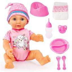 Кукла Bayer Dolls: Пупс Новорожденный Малыш 40См