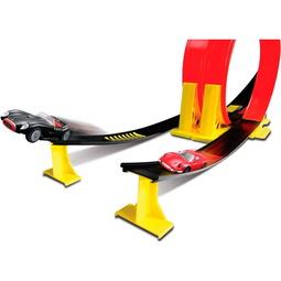 Набор игрушек Bburago: Ferrari С 2 Машинками 1:43