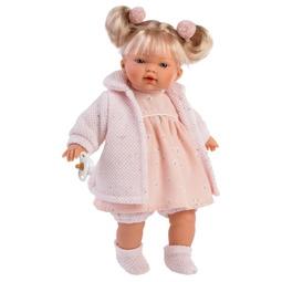 Кукла Llorens: Кукла Аитана 33СМ, Блондинка В Розовом Наряде