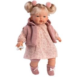 Кукла Llorens: Кукла Ариана 33См Блондинка В Розовом Наряде