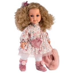 Кукла Llorens: Кукла Елена 35См, Блондинка С Кудрявыми Волосами