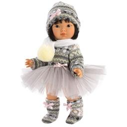 Кукла Llorens: Кукла Лу 28 См., Балерина Азиатка
