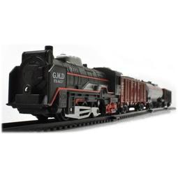 Набор игрушек Rail King: Набор Товарный Состав (5 ВАГОНОВ)