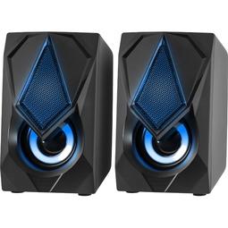 Звуковые колонки Defender Solar 1 Черный