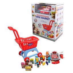 Набор игрушек KX:Мини-Маркет С Кассой