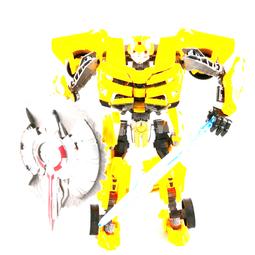 Набор игрушек ChangeRobot: Робот-Трансформер +Маска