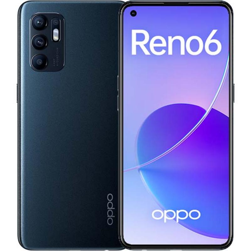 Смартфон Oppo Reno 6 (CPH2235) Stellar Black
