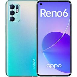 Смартфон Oppo Reno 6 (CPH2235) Aurora