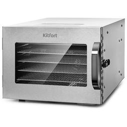Сушилка для фруктов и овощей Kitfort КТ-1917 Steel