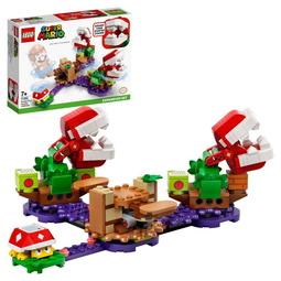 Конструктор Lego: «Загадочное Испытание Растения-Пираньи» Super Mario 71382