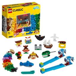 Конструктор Lego: Кубики И Освещение Classic 11009