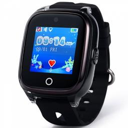 Детские Smart Часы Wonlex KT01 Black