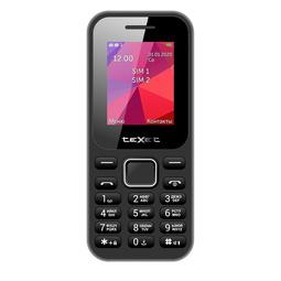 Мобильный телефон Texet TM-122 Black