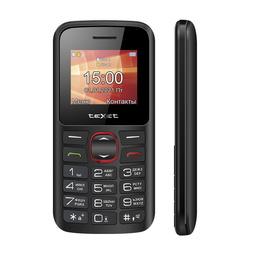 Мобильный телефон Texet TM-B315 Black