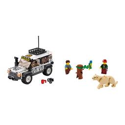 Конструктор Lego: City Great Vehicles Внедорожник Для Сафари 60267