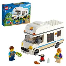 Конструктор Lego: City Отпуск В Доме На Колёсах 60283