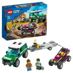 Конструктор Lego: City Транспортировка Карта 60288
