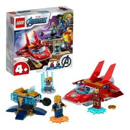 Конструктор Lego: Super Heroes Железный Человек Против Таноса 76170