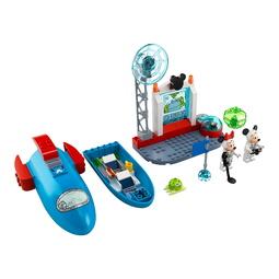 Конструктор Lego: Mickey And Friends Космическая Ракета Микки И Минни 10774
