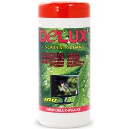 Чистящие салфетки Delux Screen Clean