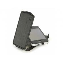 Чехол для мобильного телефона Tucano IPHG black iPhone 4/4S