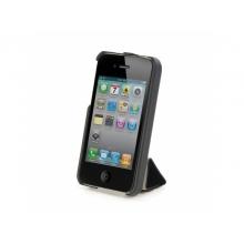 Чехол для мобильного телефона Tucano IPHMC black iPhone 4/4S