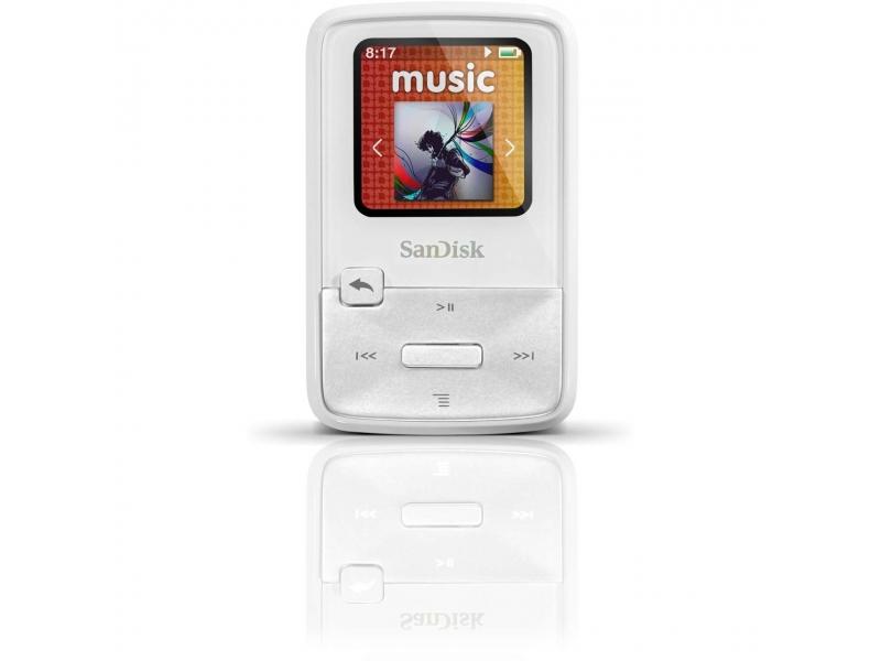 MP3 плеер Sandisc SDMX22-004G-E46W 4Gb white