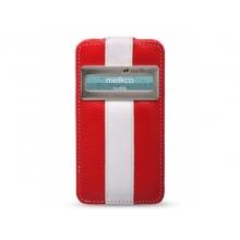 Чехол для мобильного телефона Melkco APIPO4LCJDMRDWELC red iPhone 4/4S
