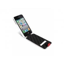 Чехол для мобильного телефона Melkco APIPO4LCJDMWERDLC white iPhone 4/4S