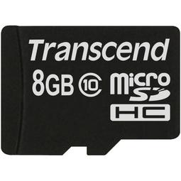 Карта памяти Transcend TS8GUSDC10