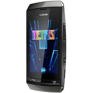 Мобильный телефон Nokia Asha 306 Dark Grey