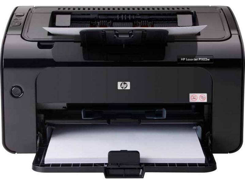 Принтер HP LaserJet-P1102w