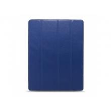 Чехол для планшета Melkco Slimme Cover APIPA2LCSC1DBLC dark blue iPad 2
