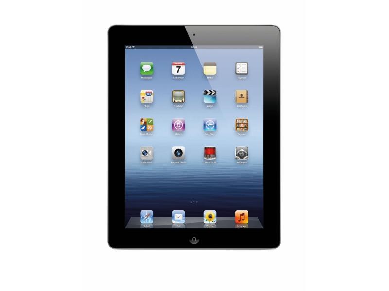 Планшет Apple iPad3 32GB black