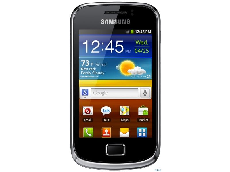 Смартфон Samsung Galaxy Mini 2 GT-S6500RWDSKZ