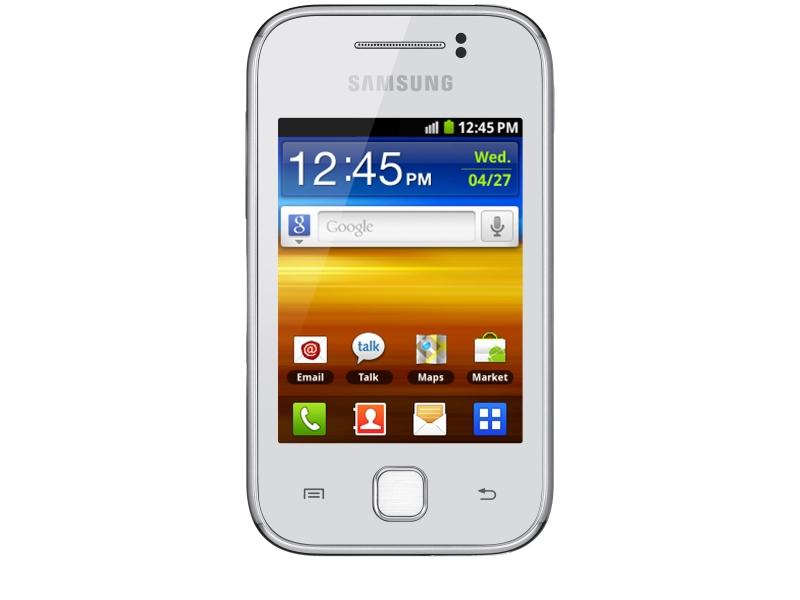 Смартфон Samsung Galaxy Y GT-S5360UWASKZ