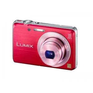 Цифровой фотоаппарат Panasonic Lumix DMC-FS45EE-R red