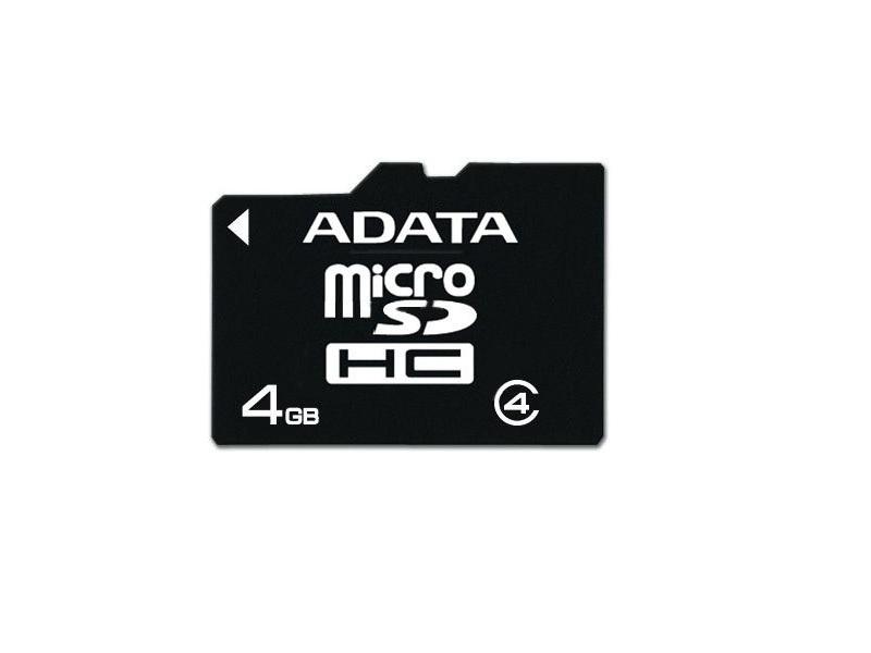Карта памяти A-Data AUSDH4GCL4-RA1