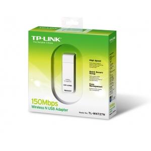 Беспроводной Wi-Fi адаптер TP-Link TL-WN727N