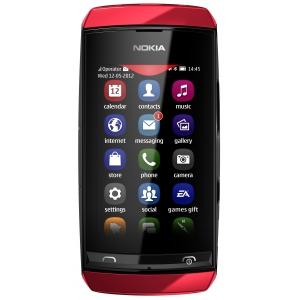Мобильный телефон Nokia Asha 305 red