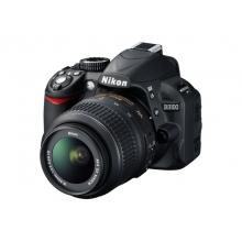 Зеркальный фотоаппарат Nikon D3100 + AF-S DX 18-55VR+55-200VR Black
