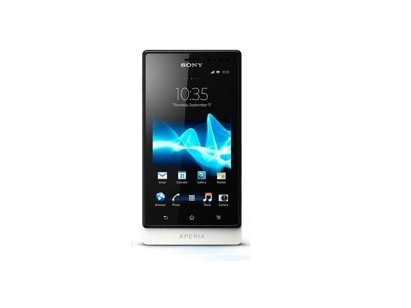 Смартфон Sony Xperia Sola MT27I White